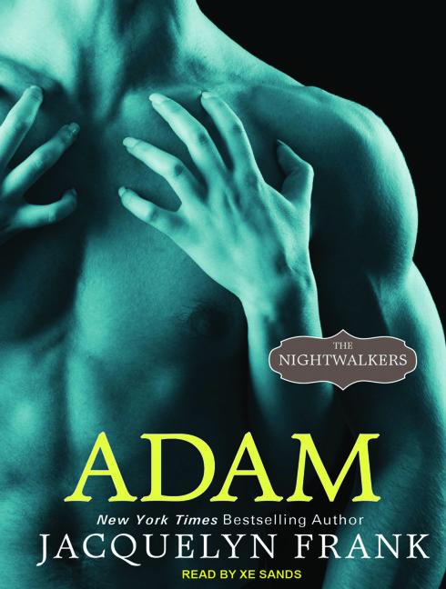 Adam Audiobook By Jaquelyn Frank