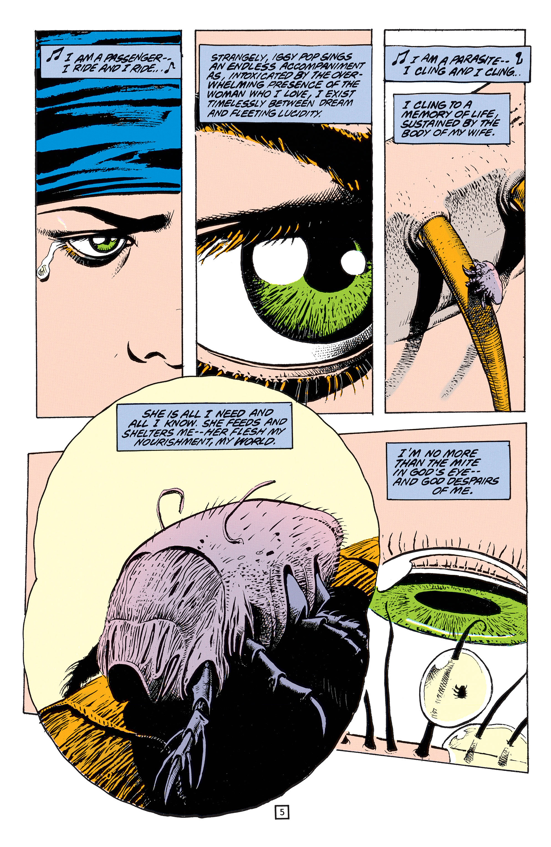 Read online Animal Man (1988) comic -  Issue #53 - 6