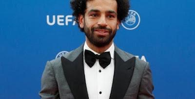 محمد صلاح, .فيفا يعترف, ثانى أفضل لاعب فى العالم,