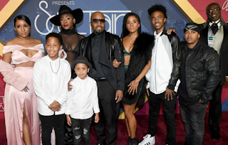 How Many Kids Does Teddy Riley Have?