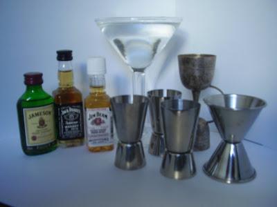 Medidas cocktails