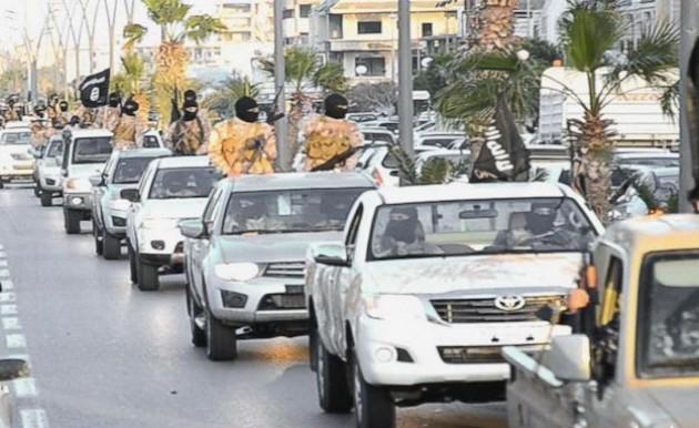 Τρέχει να προλάβει το ΝΑΤΟ τους Τζιχαντιστές να μην κάνουν χαλιφάτο την Λιβύη....