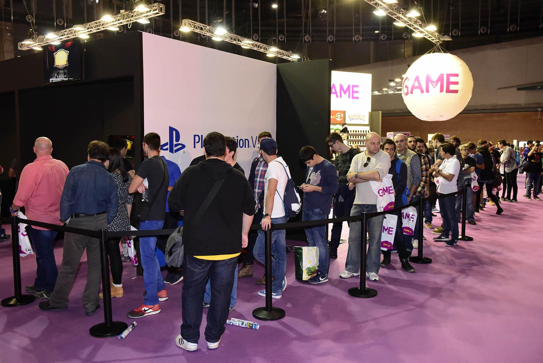 PlayStation concreta su asistencia a la Madrid Games Experience