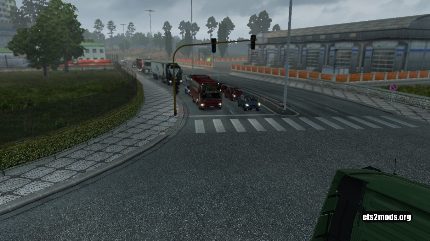 Speedlimits & Traffic Density [1.27]
