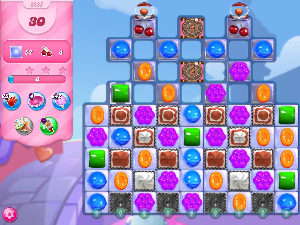 Candy Crush Saga level 3225