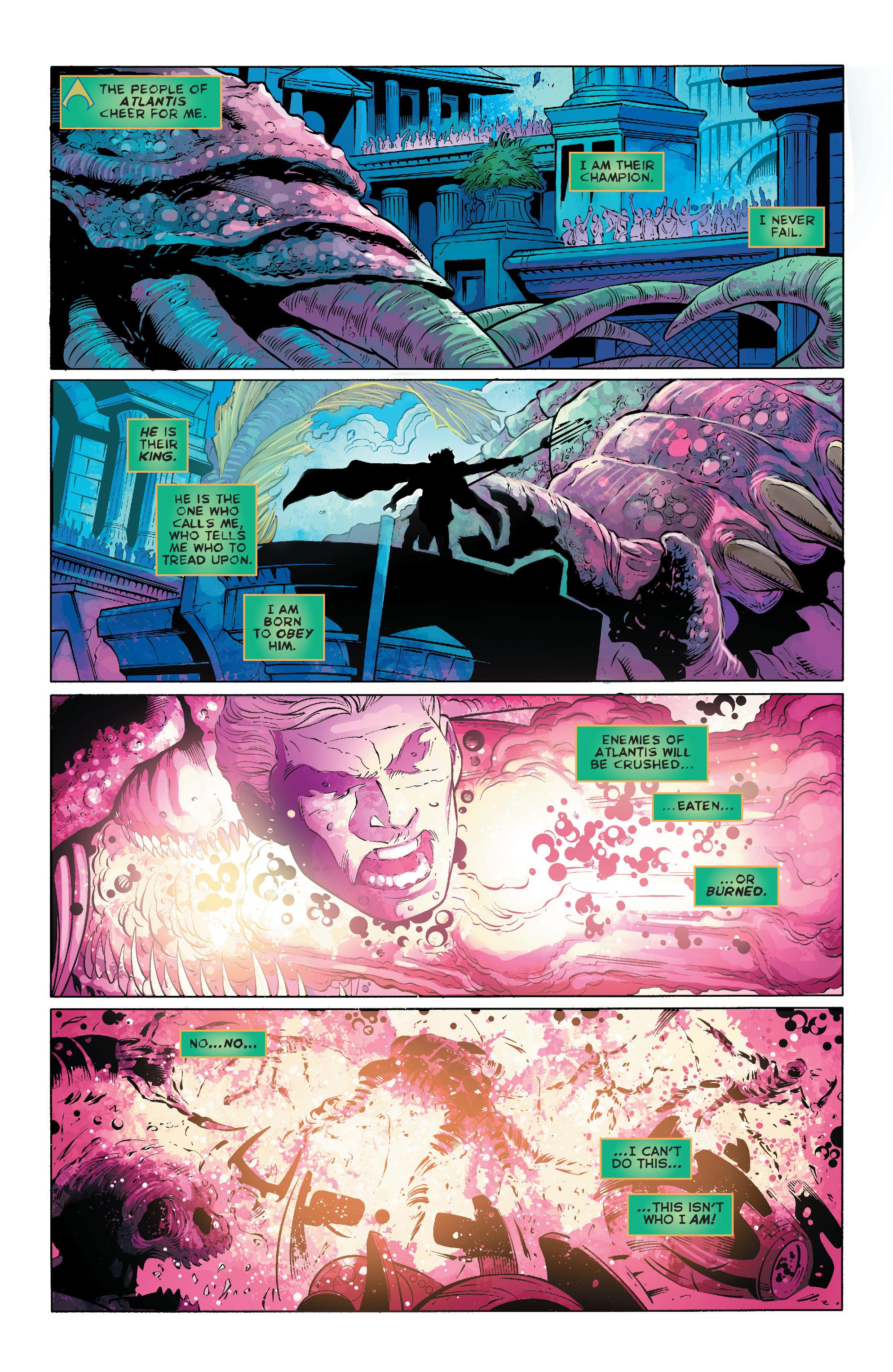 Read online Aquaman (2011) comic -  Issue #27 - 4