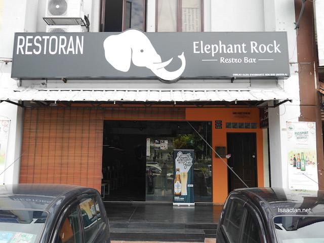 Elephant Rock Restro Bar @ Aman Suria, Petaling Jaya