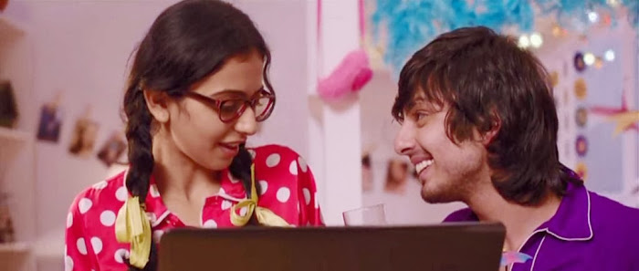 Screen Shot Of Hindi Movie Yaariyan (2014) Download And Watch Online Free at worldfree4u.com