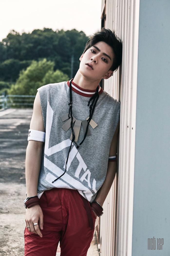 NCT (Neo Culture Technology) under SM Entertainment Nct-127-jaehyun