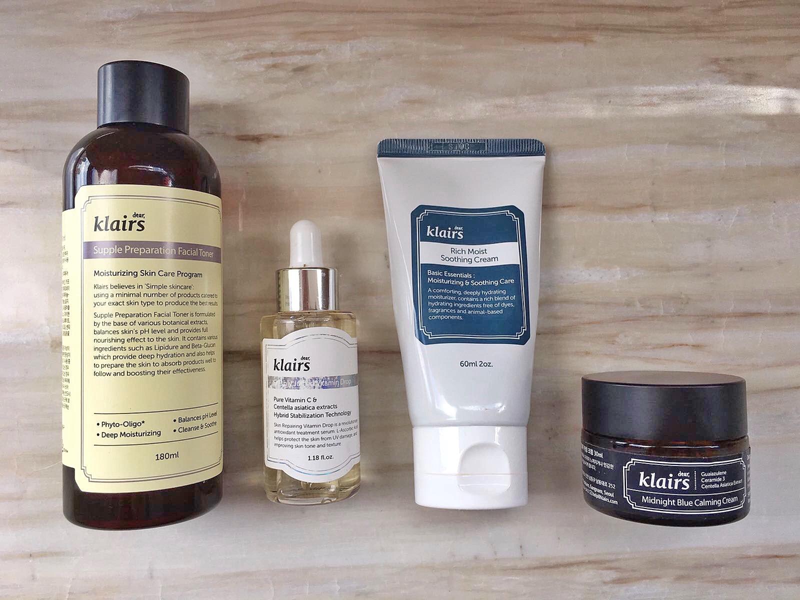 Klairs The Top Korean Skincare Brand For Sensitive Skin