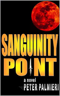 Sanguinity Point - a medical thriller by Peter Palmieri