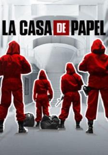 La Casa de Papel 2ª Temporada Completa Torrent (2018) Dublado e Legendado – Download