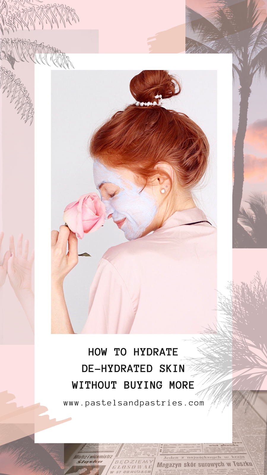 how to hydrate dehydrated skin without buying more