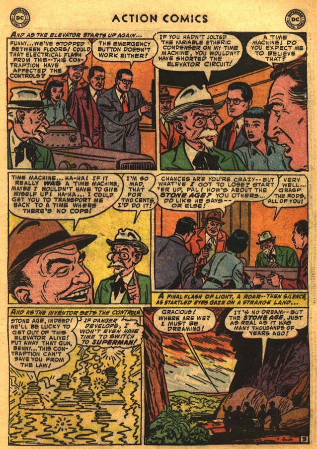 Read online Action Comics (1938) comic -  Issue #201 - 5