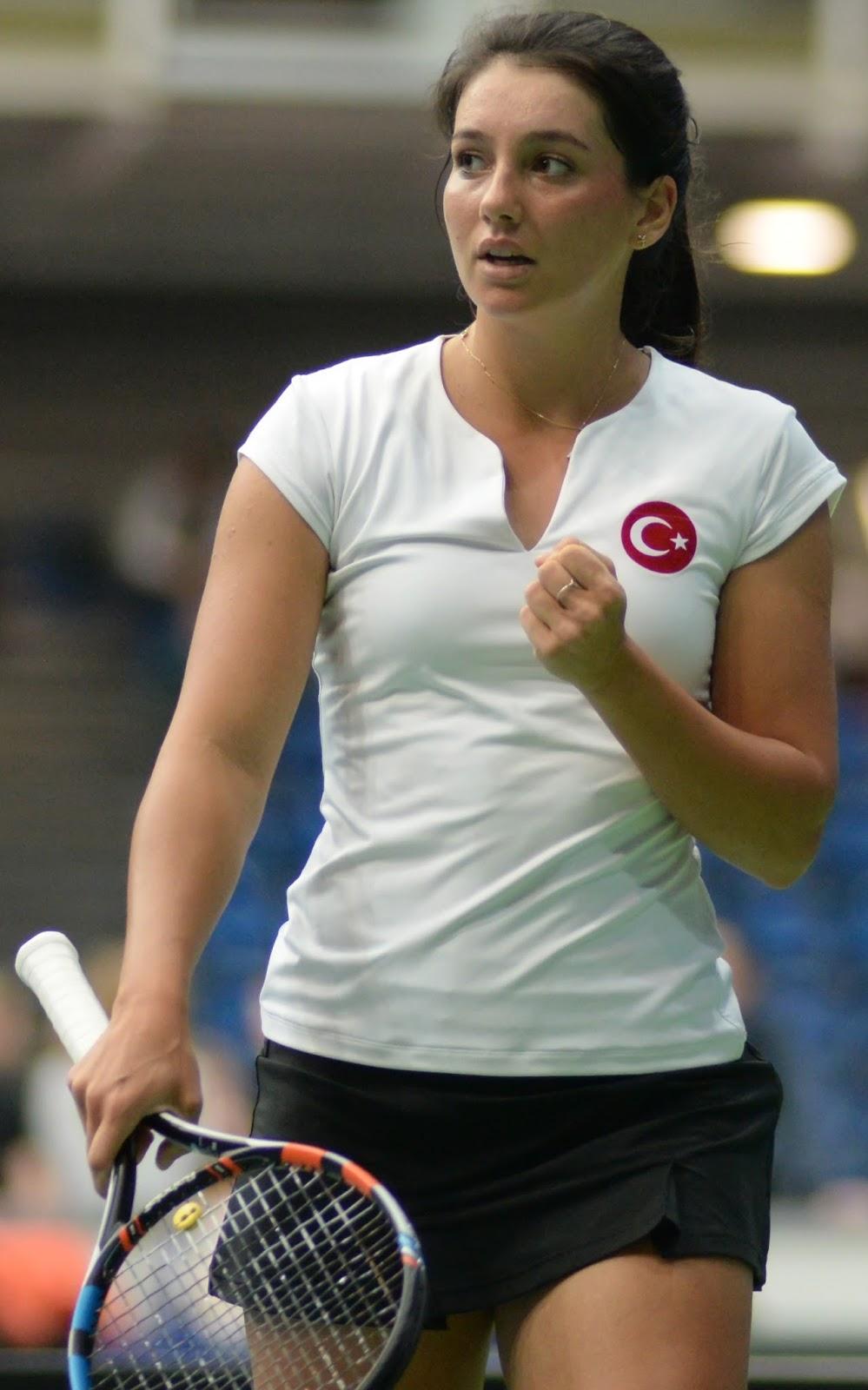 WTA Hotties: 2015 Hot-100: #36 Ipek Soylu (@soyluofficial