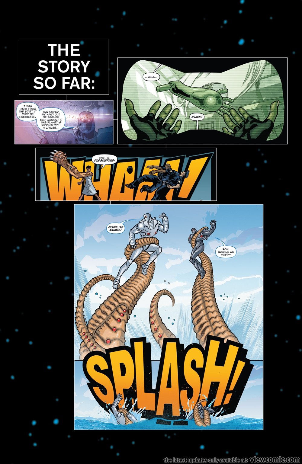 ROM 012 (2017)  | Vietcomic.net reading comics online for free
