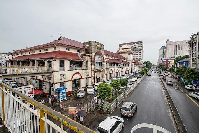 Myanmar | 5 Lokasi 'shopping' paling mengancam di Yangon!