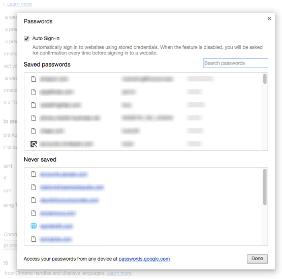 How to Find Out A Facebook Password without Resetting