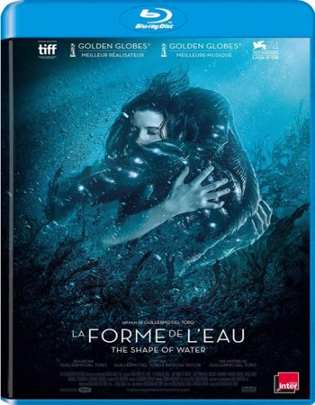 The Shape of Water (2017) English BluRay 480p