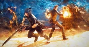 Final Fantasy XV Game Setup Download