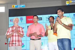 VVS Laxman Inaugurates Airtel Hyderabad Marathon Expo & SportEX India Event  0124.JPG