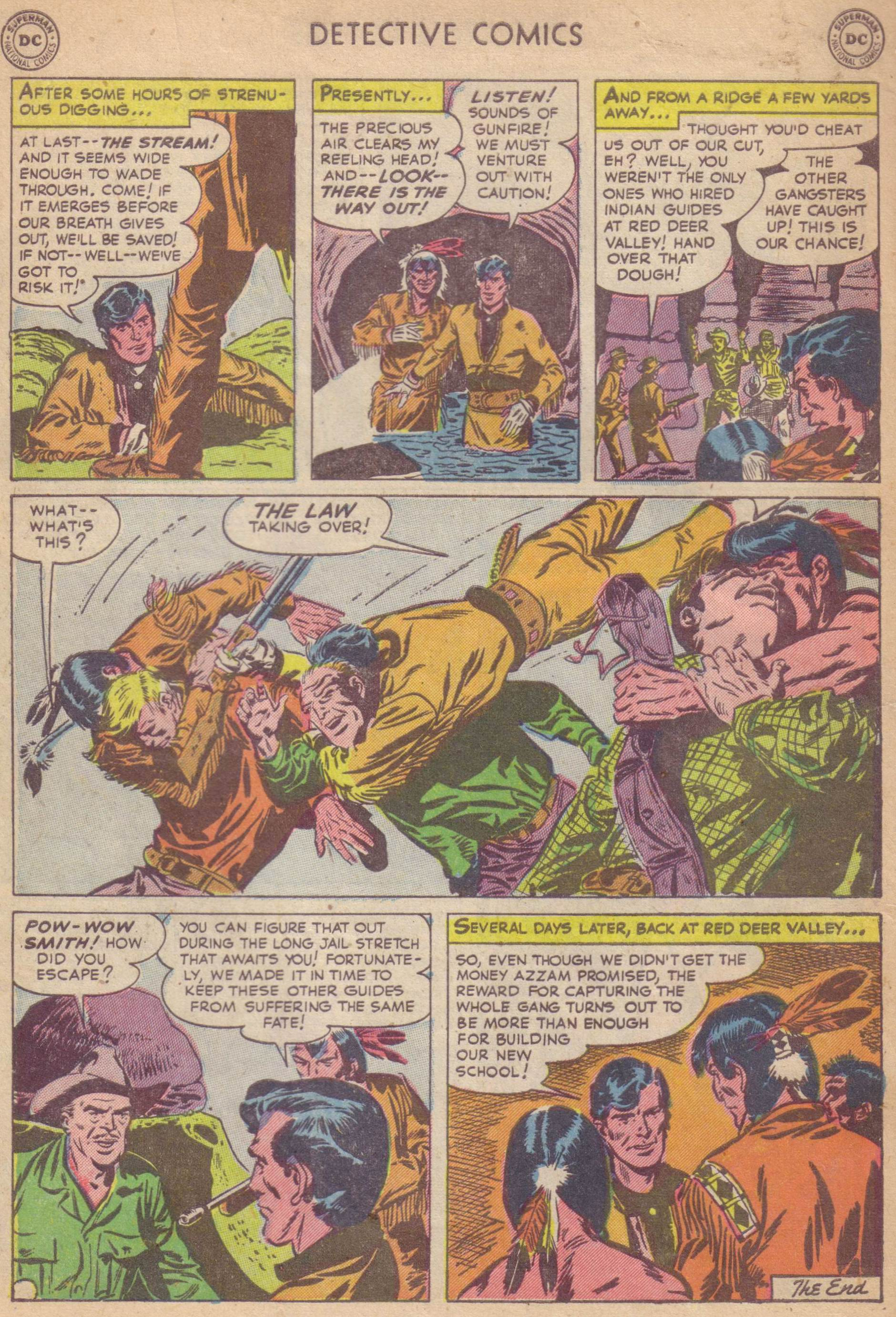 Read online Detective Comics (1937) comic -  Issue #177 - 42