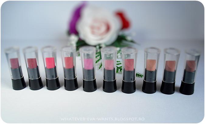 Avon True Color Perfectly Matte Lipstick Swatches Evelena