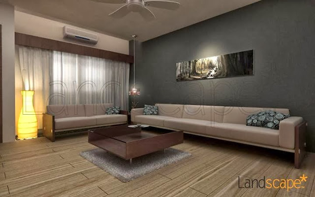 Living Room Designs By Landscape Dream Interior Decor