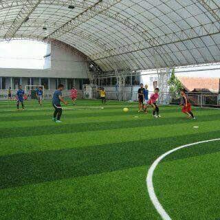 STKIP Tamsis Bima Gelar Turnamen Futsal antar Prodi 2017