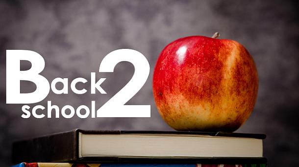 okul, school, apple