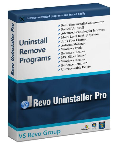 Revo Uninstaller PRO 3.1.4 + Crack