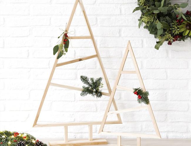 Inpiración para la decoración de Navidad