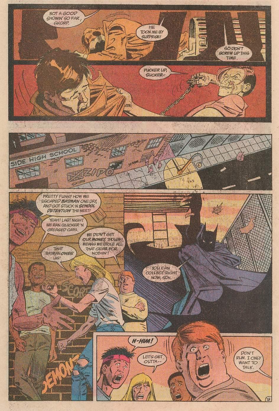 Detective Comics (1937) 614 Page 12