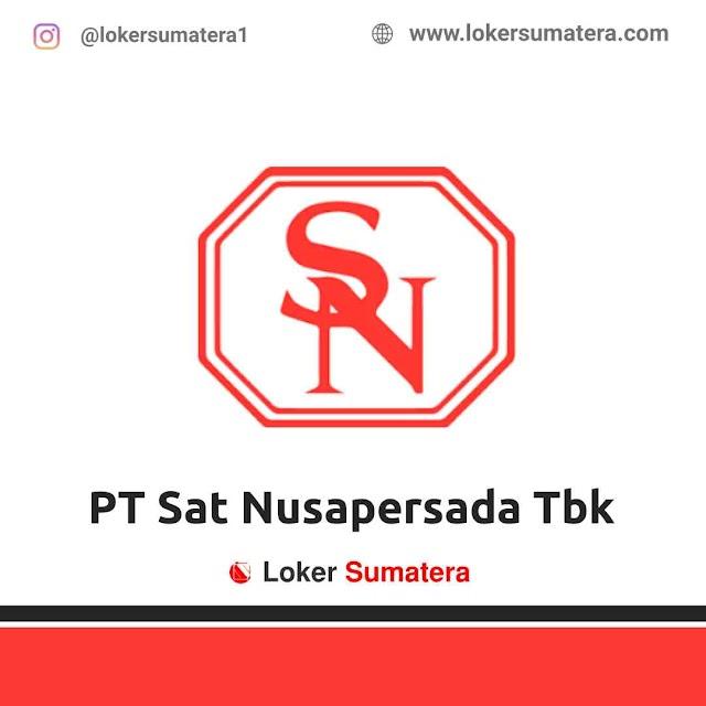 Lowongan Kerja Batam, PT Sat Nusapersada Tbk Juli 2021