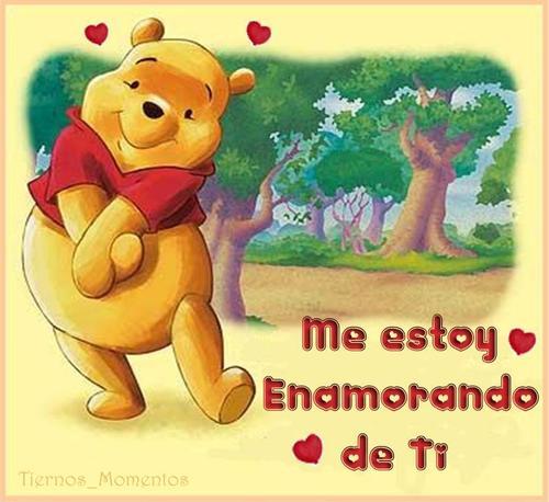 Winnie The Pooh Día Del Amor Frases De Amor