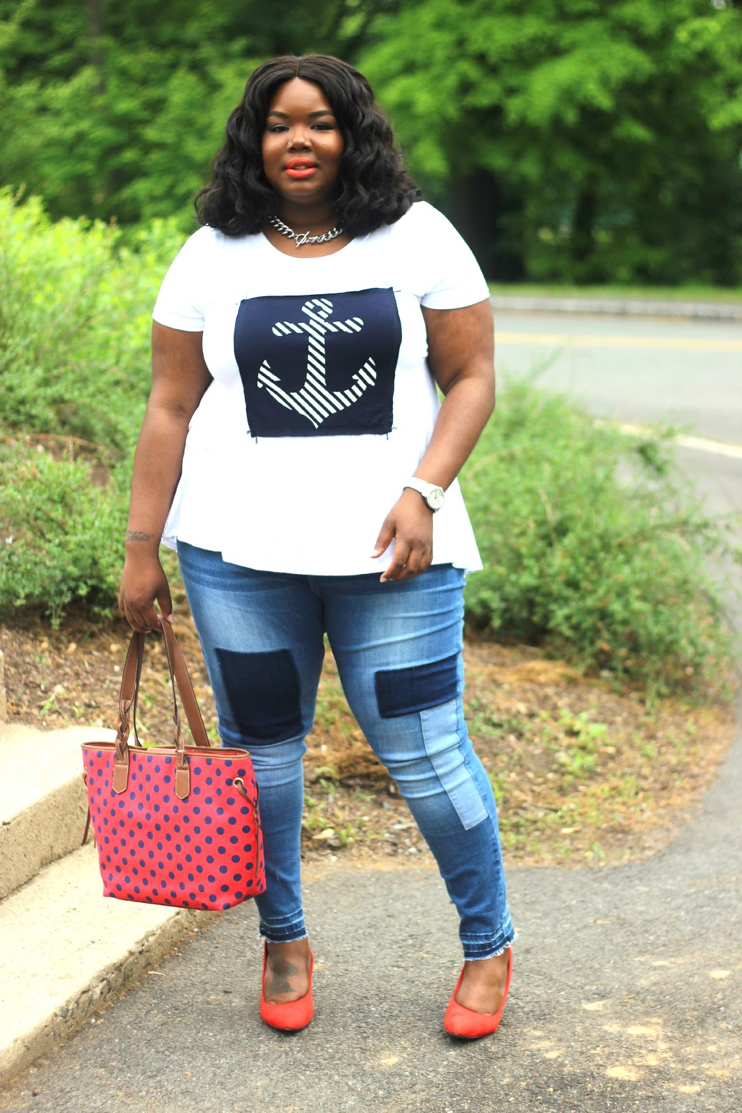 The New New Over At Fashion To Figure   Chante Burkett The New New Over At Fashion To Figure