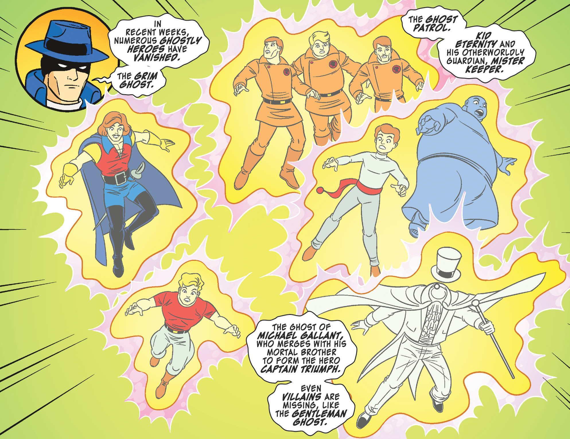 Read online Scooby-Doo! Team-Up comic -  Issue #25 - 10