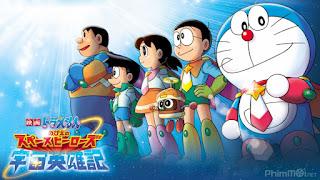 Doraemon: Nobita & Những Hiệp Sĩ Không Gian