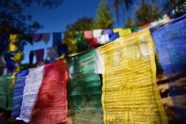 Prayer flags Bhutan