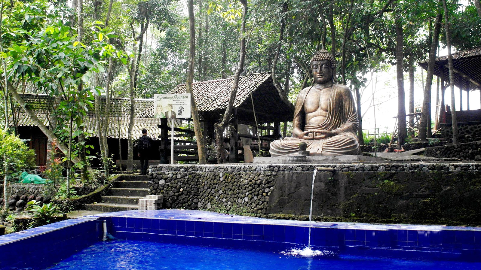 wisata edukasi di Jogja Omah Petruk manis murah dan unik