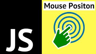 Javascript Mouse Coordinates