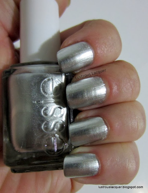 Essie No Place Like Chrome, Mirror Metalli Collection