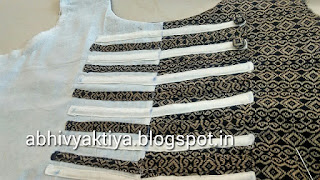 neck design of kurti