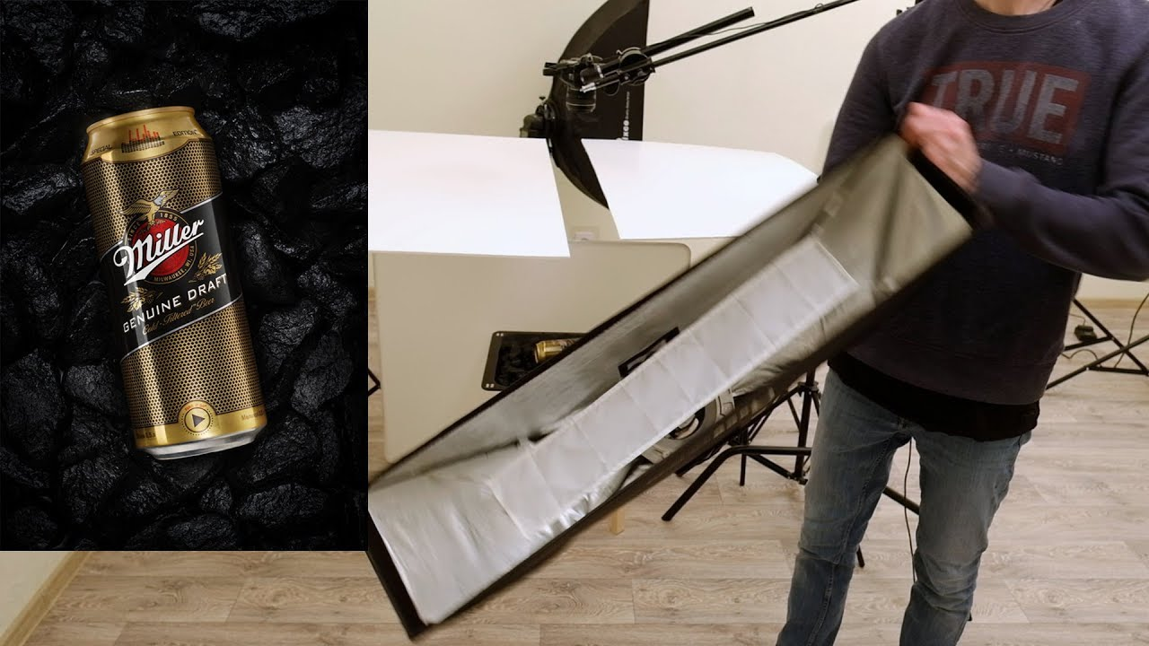 How to shoot a beer can