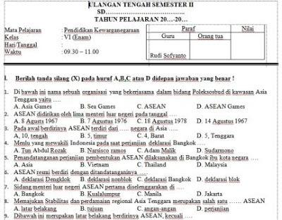 Contoh Proposal Ptk Pkn Kelas X [16] - Contoh Z