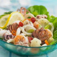 Resep Sayur Dan Seafood Ala New Zealand