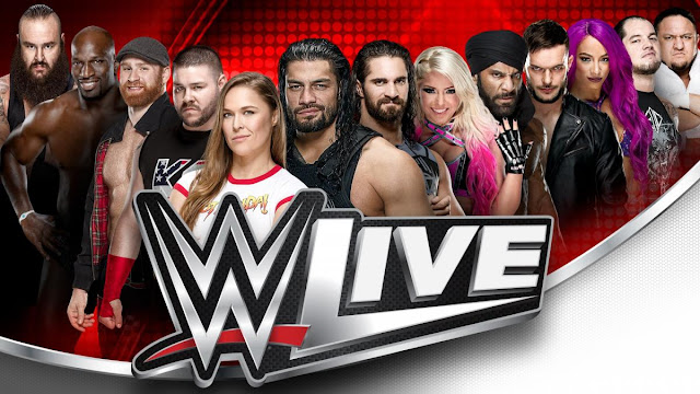 WWE Network Live Streaming