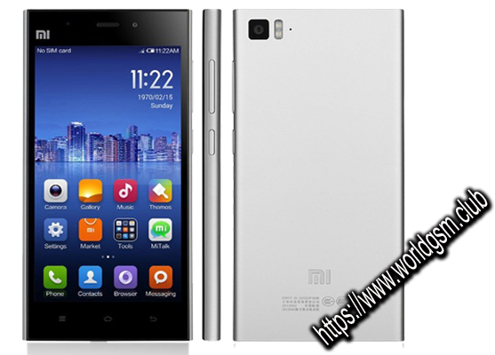 Xiaomi Mi 3 Official Firmware is Full Free Download
