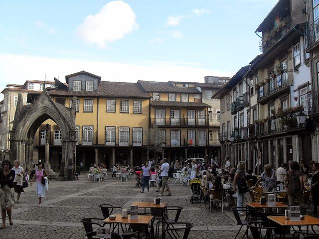 Que ver en Guimaraes Portugal