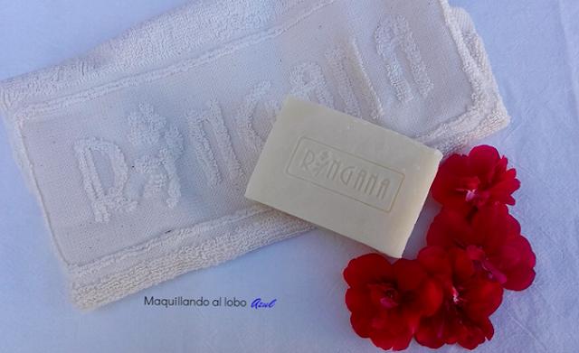 Jabón y muselina de Ringana